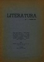 Literatura [1958]. Biblioteca