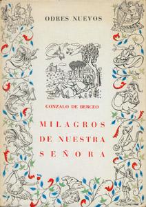 Front Cover : Milagros de Nuestra Señora