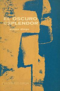 Front Cover : El oscuro esplendor