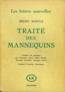 Front Cover : Traité des mannequins