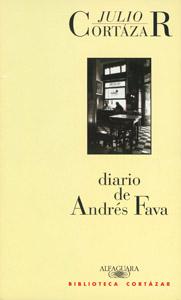 Cubierta de la obra : Diario de Andrés Fava
