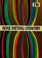 Ver ficha de la obra: Revue svetovej literatúry