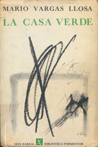Front Cover : La casa verde