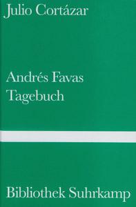 Cubierta de la obra : Andrés Favas Tagebuch