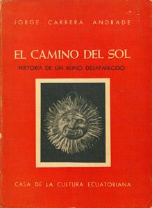 Front Cover : El camino del sol