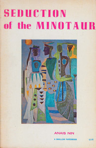 Front Cover : Seduction of the minotaur