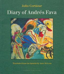 Cubierta de la obra : Diary of Andrés Fava