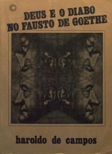 Front Cover : Deus e o diabo no Fausto de Goethe