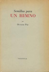Front Cover : Semillas para un himno