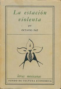 Front Cover : La estación violenta