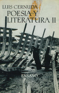 Front Cover : Poesía y literatura II