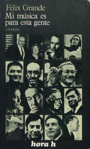 Front Cover : Mi música es para esta gente