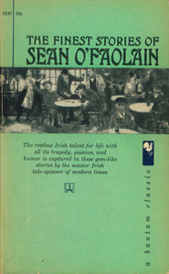 Cubierta de la obra : The finest stories of Sean O'Faolain