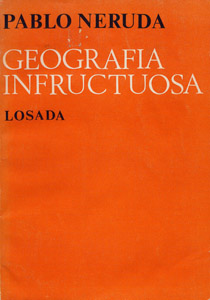 Front Cover : Geografía infructuosa