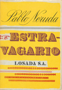 Front Cover : Estravagario