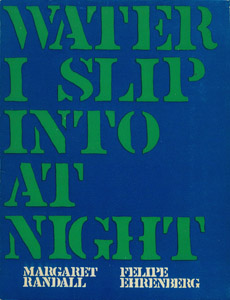 Front Cover : Water i slip into at night