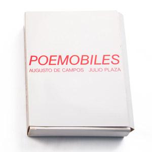 Cubierta de la obra : Poemobiles