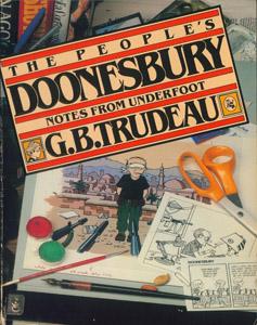 Front Cover : The people's Doonesbury