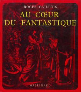 Front Cover : Au coeur du fantastique