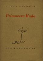 Primavera muda [1954]. Biblioteca
