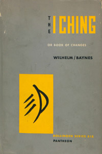 Front Cover : The I Ching or Book of changes