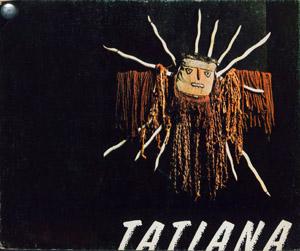 Front Cover : Tatiana