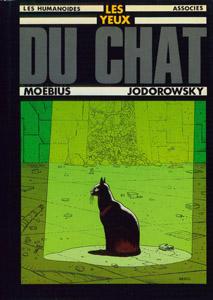 Front Cover : Les yeux du chat