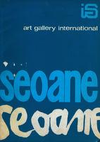 Luis Seoane exposición retrospectiva : 1948-1968, en colaboración con Galería Bonino [1968]. Biblioteca