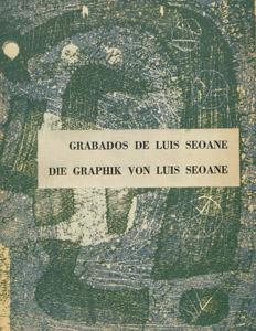 Front Cover : Grabados de Luis Seoane =