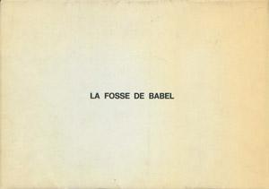 Front Cover : La fosse de Babel
