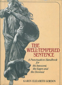 Front Cover : The well-tempered sentence