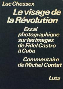 Front Cover : Le visage de la Révolution