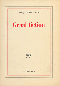 Front Cover : Graal fiction