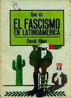 Qué es el fascismo en Latinoamerica [1977]. Biblioteca