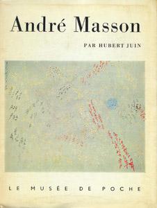 Cubierta de la obra : André Masson