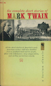 Front Cover : The complete short stories of Mark Twain