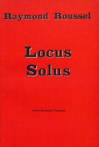 Front Cover : Locus solus