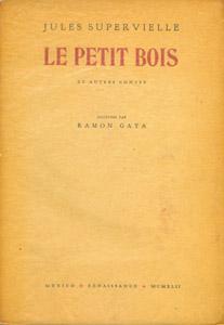 Front Cover : Le petit bois et autres contes