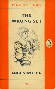 Front Cover : The wrong set and other stories