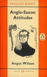 Front Cover : Anglo-Saxon attitudes