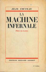 Cubierta de la obra : La machine infernale