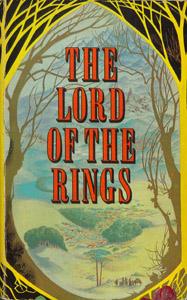 Front Cover : The Lord of the rings