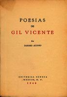 Poesías de Gil Vicente [1940]. Biblioteca