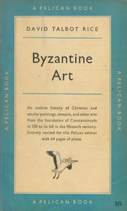 Front Cover : Byzantine art