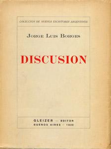 Front Cover : Discusión