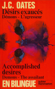 Front Cover : Demons ; The assailant ; Accomplished desires