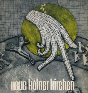 Front Cover : Neue Kölner Kirchen