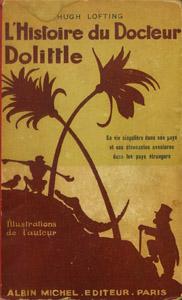 Front Cover : L' histoire du Docteur Dolittle
