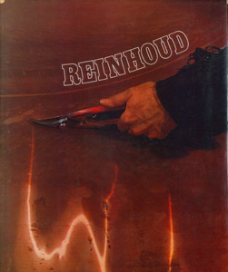 Front Cover : Reinhoud / texte, Luc de Heusch ; poeme, Joyce Mansour