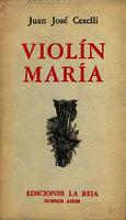 Violín María poemas []. Biblioteca